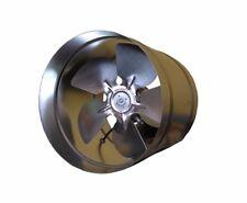 """Metal Inline Extractor Fan 325mm / 12.8"""" Industrial Ducting Tube Ventilator"""
