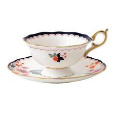Wedgwood Wonderlust Teacup & Saucer Set Jasmine Bloom