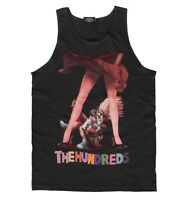 NEW Men The Hundreds Tank Top Black Sleeveless Youngster Hip Hop Sizes S M L XL