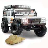 FTX KANYON (Land Rover Style) 1:10XL 4x4 Rock Crawler RTR RC Car inc Bat+Crg