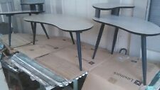 MID CENTURY MODERN KIDNEY BEAN/AMEBA/ATOMIC/EAMES ERA/COFFEE/ COCKTAIL/TABLE SET