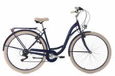 Damenfahrrad 28 Zoll Balloon blau 6-Gänge RH 48 cm V-Bremse  KS Cycling 764C