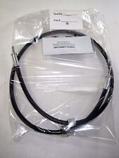 "Speedo cable Barnett 48"" Triumph Norton BSA square 99-20063"