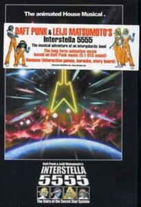 INTERSTELLA 5555 - THE 5TORY OF THE 5ECRET 5TAR 5Y NEW DVD