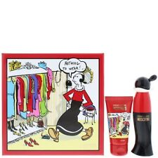 MOSCHINO CHEAP & CHIC 30ML EDT + 50ML BODY LOTION GIFT SET BRAND NEW & BOXED