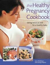 The Healthy Pregnancy Cookbook: Eating Twice as We
