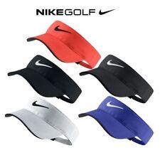nEW Nike Golf Tech Tour Visor Cap Hat Adjustable Back Unisex PGA Tiger Masters