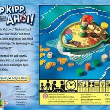 Ravensburger Kipp Kipp Ahoi Stapel Schiff Kinder Brettspiel Spiel Kinderspiel