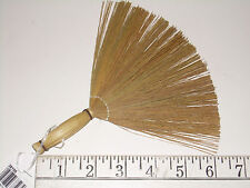 "WHOLESALE LOT 12 MINI 6-6.5"" Natural BAGUIO BROOMS Wicca CRAFTS  Wedding Favors"