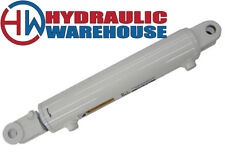 """Prince Manufacturing Hydraulic Wleded Cylinder PMC-43008 3"""" Bore x 8"""" Stroke"""
