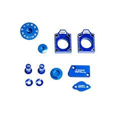 Tusk Billet Bling Kit Blue 09-11 YAMAHA YZ250F