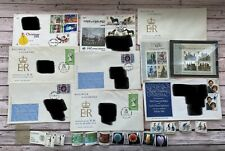 More details for job lot first day covers guernsey shire horses royal wedding jubilee 70's 80's