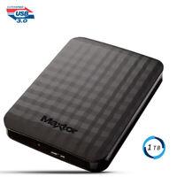 "Hard disk esterno 2,5 usb 3.0 1 Tb Maxtor 1000Gb 2,5""Autoalimentato Ios/Xbox/Ps4"