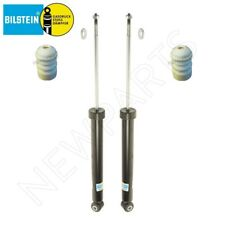BMW 3 Series E46 Pair Set of 2 Rear Shock Absorbers with Bump Stop Bilstein B4