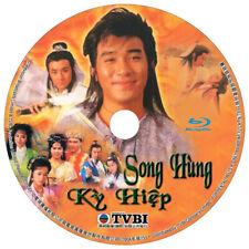 Song Hùng Kỳ Hi��p - Phim Bo Hong Kong TVB - (Blu-ray) - USLT