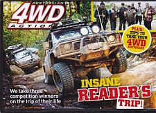4WD Action DVD # 224   Insane Reader's Trip    Never Viewed