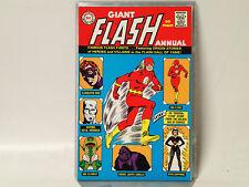 Flash Annual #1 Dc Comics 2001 Vf Replica Edition! Giant! Fl