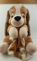 """Disney Lady And The Tramp """"Lady"""" Large Jumbo Plush Soft Toy 21""""/54cm Tall"""