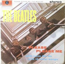 BEATLES - Please Please Me ~ VINYL LP STEREO