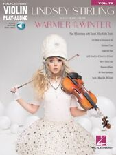 Lindsey Stirling Selections from Warmer in the Winter Violin Book 000254923