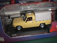 IXO / IST Models 030 - Wartburg 353 Pick-Up 1977 - 1:43 Made in China