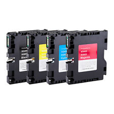 KCMY 4PCS Impresora tinta de sublimación compatible para SAWGRASS SG400 SG800
