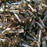 50/100G NATURAL Lemurian Seed smokey Quartz Crystal Point Specimen healing DECOR