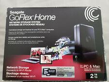 Seagate FreeAgent GoFlex Home 2TB External  STAM2000100 NAS