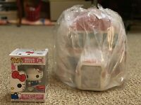 NYCC LE 1000 PCS HELLO KITTY FUNKO DIAMOND COLLECTION EXCLUSIVE BUNDLE BACKPACK