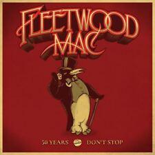 FLEETWOOD MAC - 50 Years Don't Stop CD *NEW* 2018