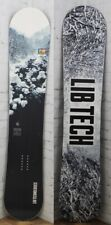 Lib Tech Cold Brew C2 Mens Snowboard 157 cm Libtech New 2020