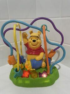 Mattel Winnie The Pooh Slide 'N Spin Bees Disney Vintage 2000 Rare