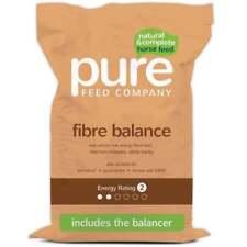 Pure Feed Company Pure Fibre Balance 15Kg Horse Feed