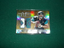 2014 PANINI BLAKE BORTLES NEW GENERATION RC 3 COLOR PATCH FOOTBALL CARD # 19/49