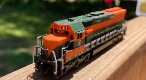 AZL-63205 (Great Northern 410) Six-axle EMD SD45 Diesel-Electric locomotive