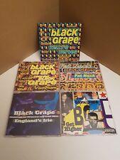Black Grape Lot Of 5 CD Singles Kellys Heroes Fat Neck Englands Irie Get Higher