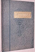 1931 Defiance High School Yearbook Annual Defiance Ohio OH