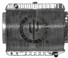 Radiator PERFORMANCE RADIATOR 889CBR fits 74-78 Dodge Ramcharger