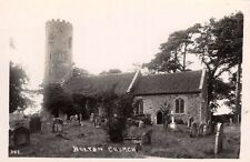Suffolk - HOLTON, Church - Real Photo, Bell's Series