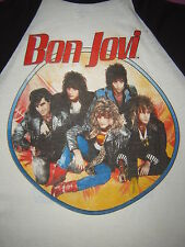 Vintage Concert T-SHIRT BON JOVI 87 NEVER WORN NEVER  WASHED