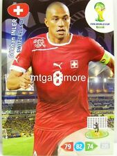 Adrenalyn XL - Gökhan Inler - Schweiz - Fifa World Cup Brazil 2014 WM