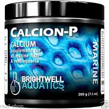 Brightwell Calcion-P 200 gram Powder Calcium Reef Aquarium Supplement Additive