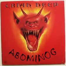 URIAH HEEP - ABOMINOG & DEEP PURPLE - 24 CARAT PURPLE  2 x UK Hard Rock classics