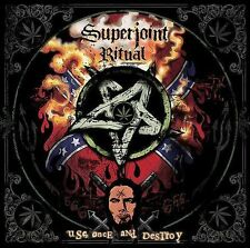 Superjoint Ritual, Use Once & Destroy, Excellent, Audio CD