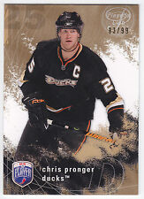 Chris Pronger , 2007-08 , Be A Player , Player's Club , #5 , #83/99