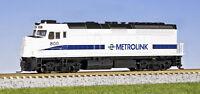 KATO 1769005 Metrolink #800 EMD F40PH Diesel N Scale 176-9005 - NEW