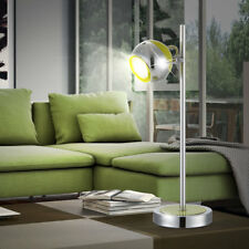 Lampe de table LED Chambre lecture Chrome Ball Beantellleuchte pivotant EEK A +