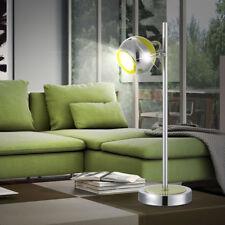 LED Lampe de table Chambre à coucher récolte CHROME beistell lumière pivotant