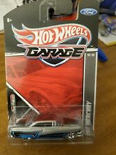 2011 Hot Wheels Garage 56 Mercury RR