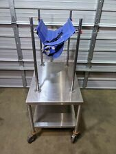 Bosio Veterinary Exam Amp Procedure Table Stainless Steel Animal Restraint Systems